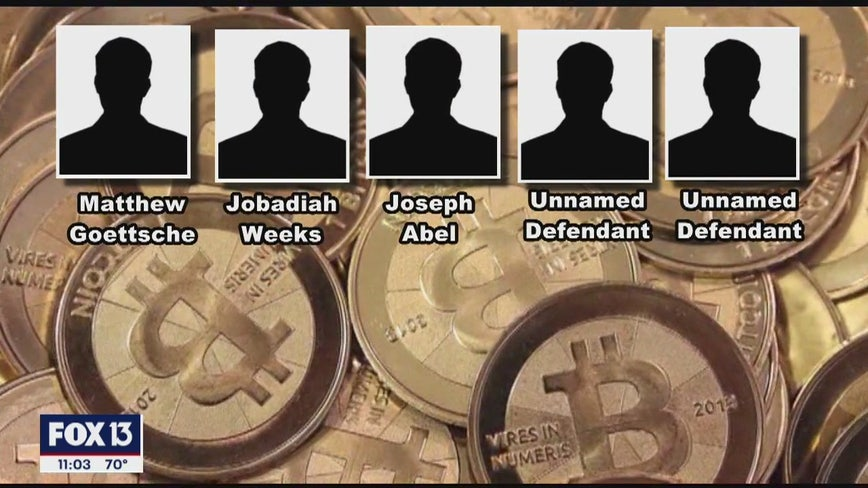 Victims of cryptocurrency Ponzi scheme lose more than $700M