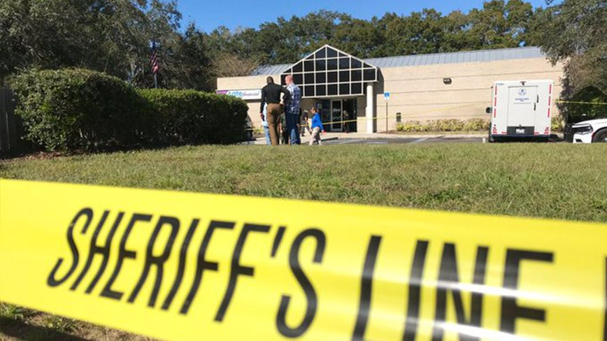Brinks driver, good Samaritan shot during attempted robbery at GTE Financial in Brandon