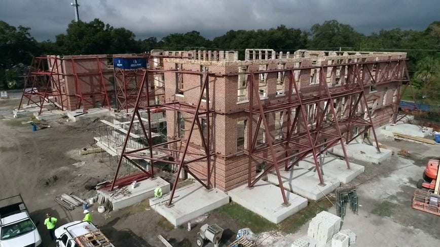 Inside look: Tampa elementary school will be reborn, but keep historic facade