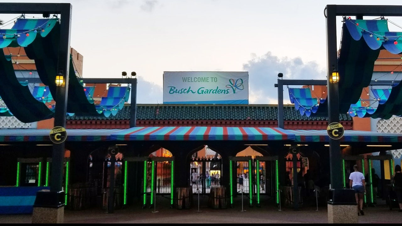 busch gardens entrance - Does Publix Sell Busch Gardens Tickets