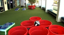 This 'playground' in Tampa is actually for adults