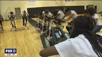Program helps young girls value fitness