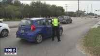 Tampa police crack down on those not wearing seatbelts