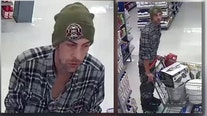 Police: Suspect in hover shoes glides through Walmart