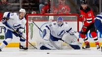 Devils fire GM, end the Lightning's 10-game winning streak