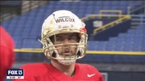 From Tarpon Springs to USF, Wilcox brings talent, experience to East-West Shrine Game