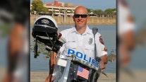 Memorial services for fallen Lakeland police officer begins Wednesday