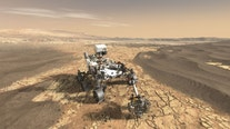 You can vote to name the next Mars rover