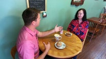 She credits this Tampa coffee shop with helping keep her young