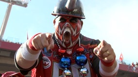 Buccaneers superfan Big Nasty inducted into Pro Football Hall of Fame