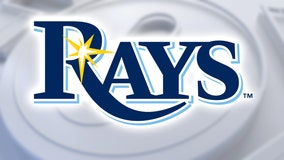 Tampa Bay Rays score 7 runs in 8th to complete 4-game sweep of Angels