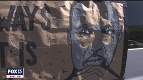 Tampa tackles injustices of the past, celebrates Dr. King's message of moving forward