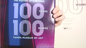Tampa Museum of Art has been around for 100 years