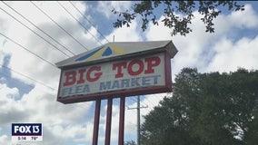 Big Top Flea Market owner may convert property into residential development, vendors say