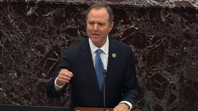 Trump impeachment trial: Democratic House prosecutors enter final day of opening arguments