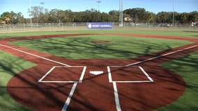 New field is more accessible for Buddy Baseball players