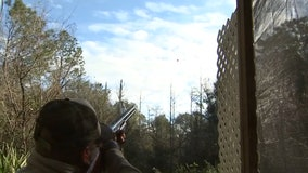 Clay shooting event benefits veterans