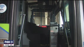 Bus drivers demand more protection