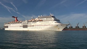 Carnival canceling cruises from all U.S. homeports except Miami, Port Canaveral through Dec. 31