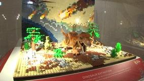 Learn world history through LEGO art
