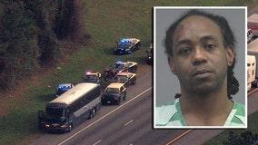 Troopers arrest St. Pete murder suspect on northbound Greyhound bus