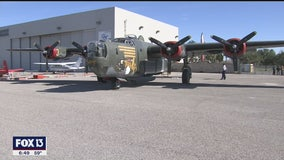 Wings of Freedom Tour brings WW II history to life