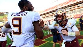 Johnson lifts No. 16 Minnesota over No. 8 Auburn in Outback Bowl