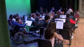 Sickles High School Orchestra makes history with national competition