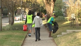 Volunteers turn trash into treasure during Gasparilla cleanup