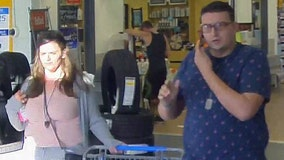 Haines City police searching for Walmart thieves