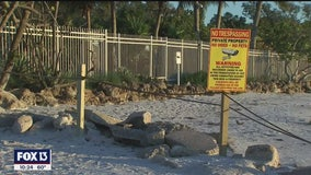 Battle over the beach: Siesta Key residents block public access, citing 2018 law