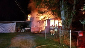 Fire destroys Brooksville home while resident was at Bible study