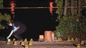 Man receives gunshot wound while celebrating new year at Gandy Beach, deputies say