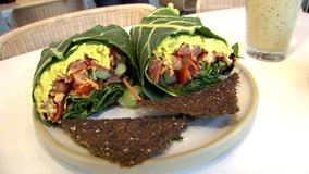 Rawk Star Café puts an emphasis on raw food