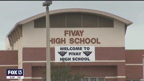 Deputies: Teacher arrested for bringing loaded gun to Fivay High School