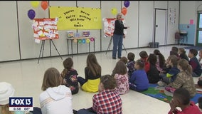 Program encourages children to think happy