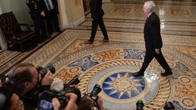 Trump impeachment trial: McConnell abruptly eases impeachment trial limits