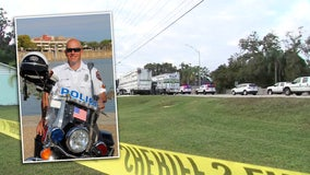 Lakeland police officer dies in motorcycle crash