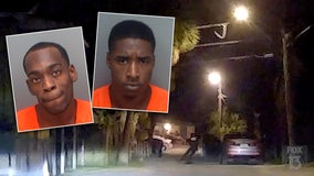 Suspect killed in gun battle with deputy outside St. Pete home; second suspect arrested