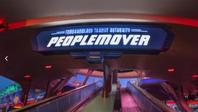 Guests ushered off PeopleMover at Magic Kingdom after ride begins to emit smoke