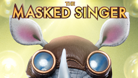 'Masked Singer' reveals Rhino costume — exclusive first look