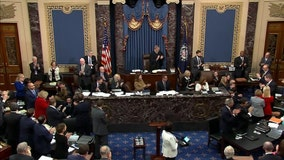 In 'rare' agreement, Senate gives standing ovation to outgoing pages