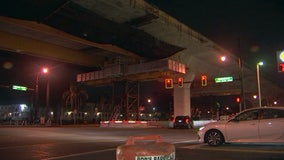 Overnight closures planned at Westshore and Gandy
