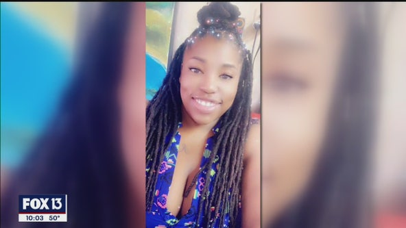 Young mother killed by driver of stolen car