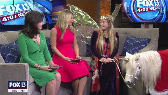 Meet 'Spirit,' the therapy unicorn