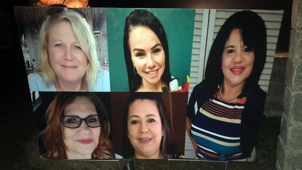 One year later, site of Sebring bank massacre becomes memorial