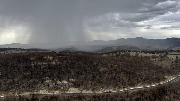 Parts of Australia see 'best rainfall in years,' bringing some fire relief and risks