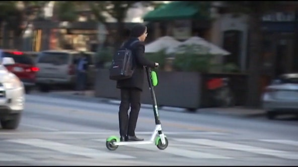 E-scooter access will be limited during Gasparilla, city says