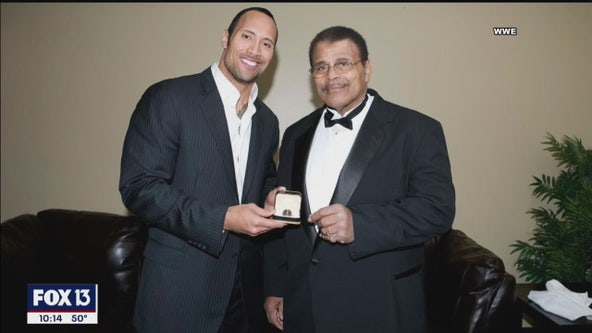 Rocky Johnson remembered by Bay Area pro-wrestlers