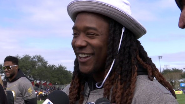 Shaquill Griffin shares Pro Bowl honor with twin Shaquem